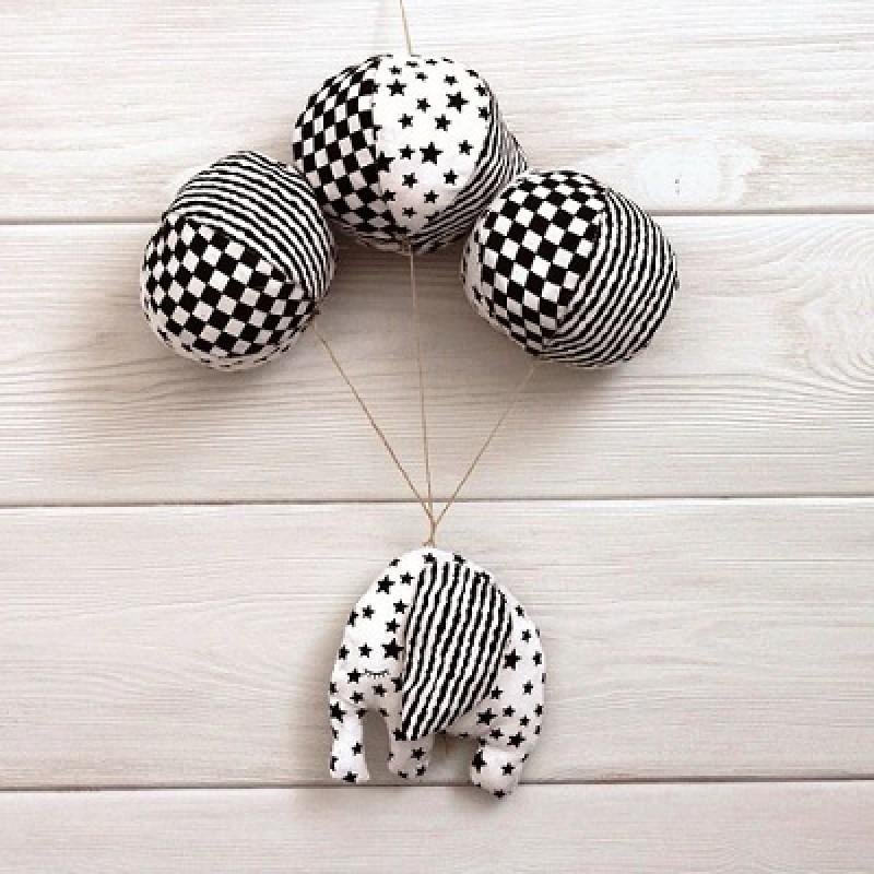 Набор для шитья Слоник на шариках #10247