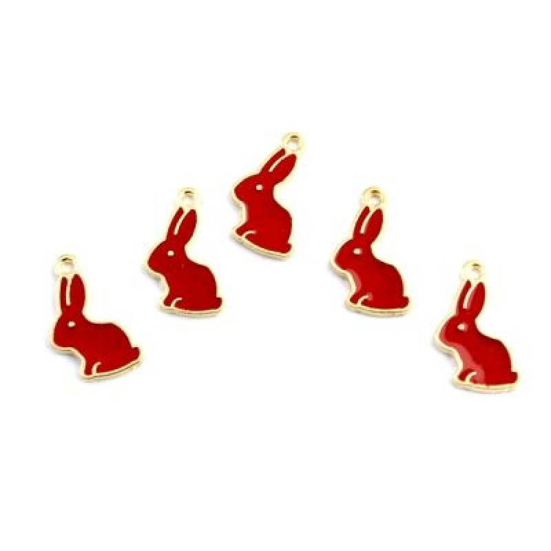 Подвеска Кролик #3581