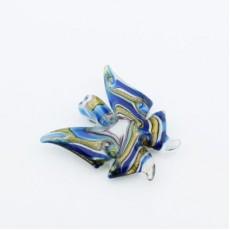 Кулон Lampwork Бабочка #1054