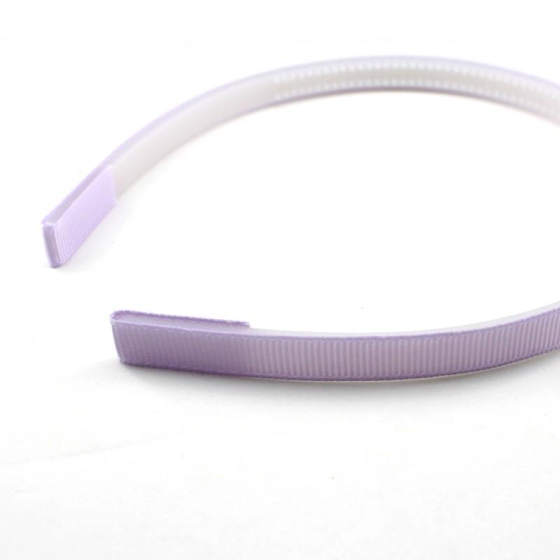 Основа для ободка 10мм с тканевым покрытием МИКС #5891