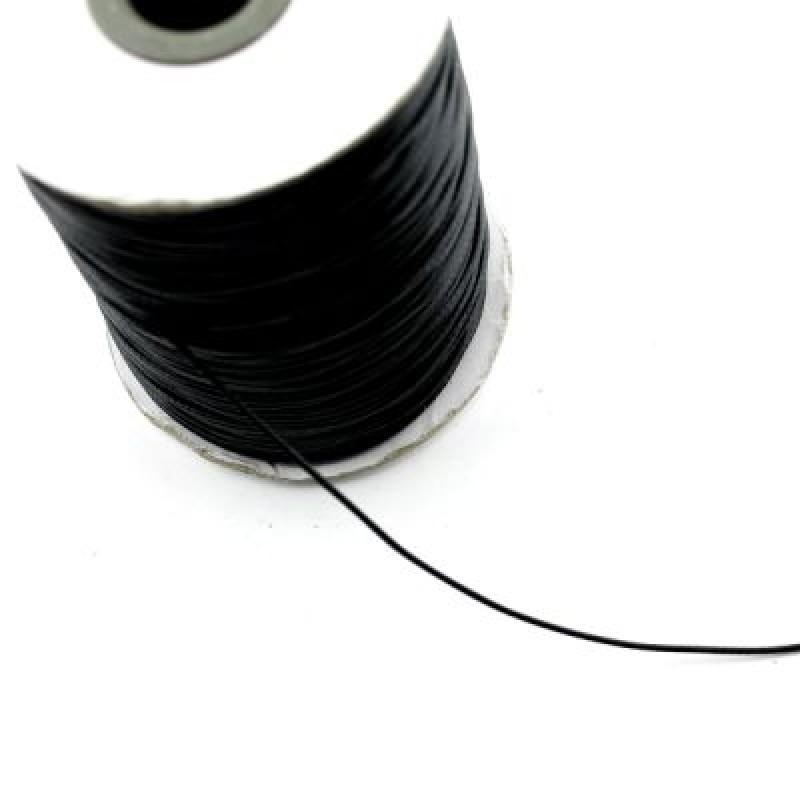 Вощеный шнур 1,2 мм 1 метр #2679