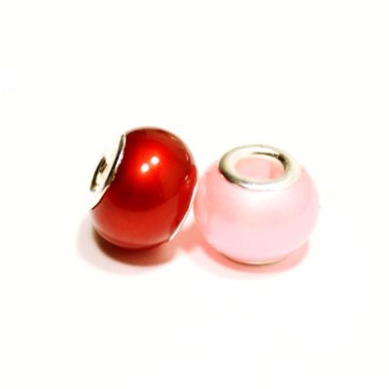 Стеклянный шарм КР-Роз #5219