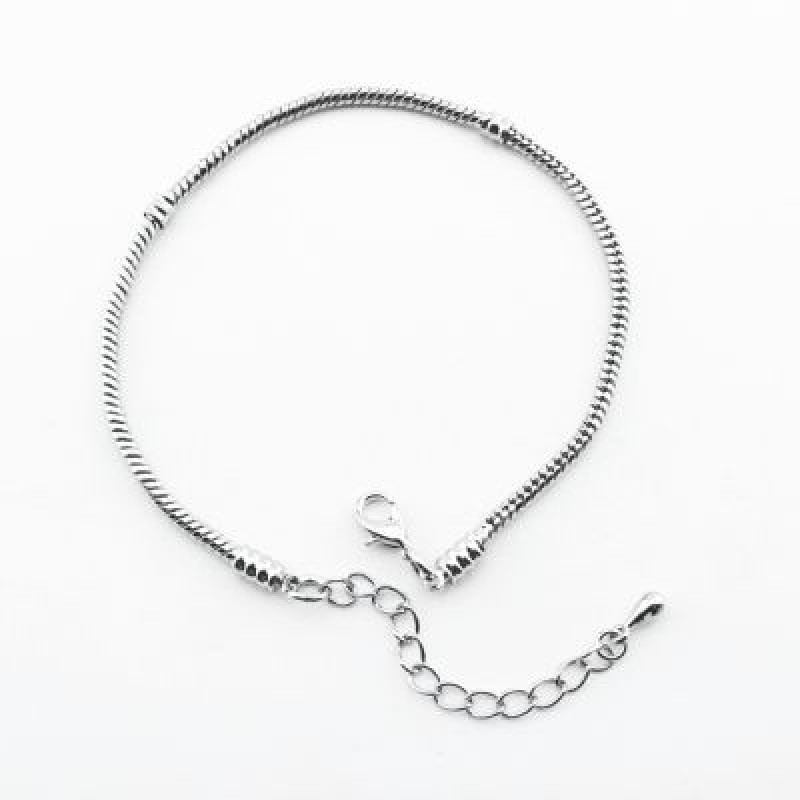 Металлический браслет 19х3 #1433