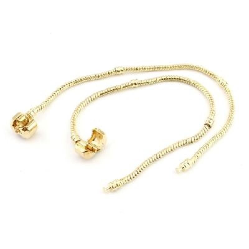 Металлический браслет Золотой #4099