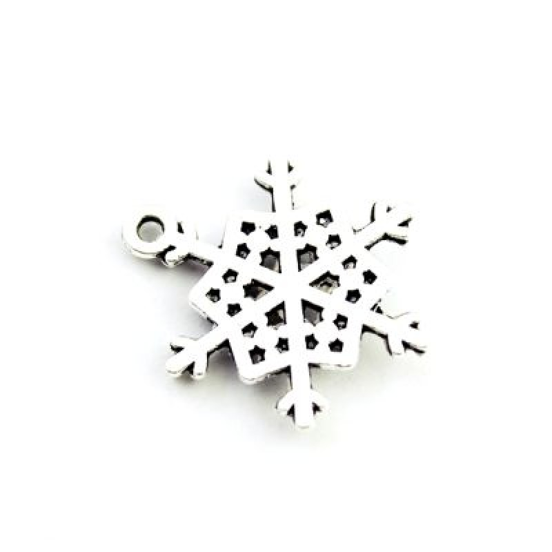 Подвеска Снежинка #5152