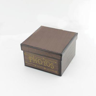 Коробка Квадратная 12х12х8 #2380