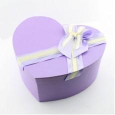 Коробка  Сердце 27х23х11#2549