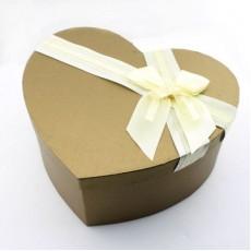 Коробка  Сердце 27х23х11 2554