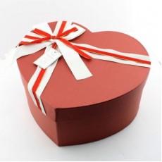 Коробка Сердце 27х23х11 #2556