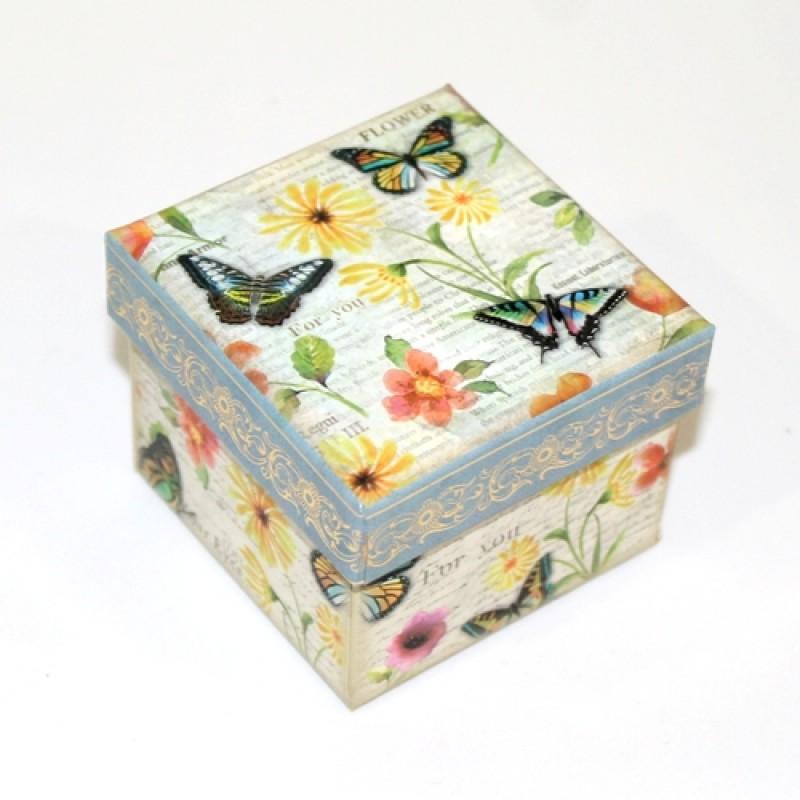 Супер-коробочка 70х70х55 #10536