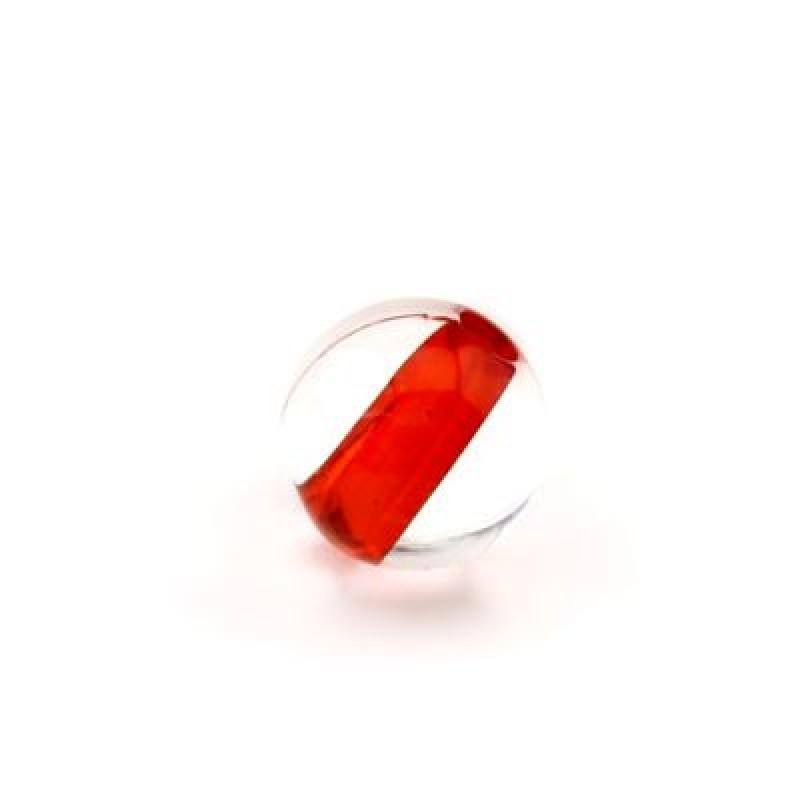 Бусины Радужные D=6, 1гр (8шт) МИКС #4397