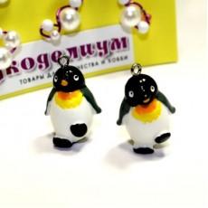 Подвеска Пингвин #5179