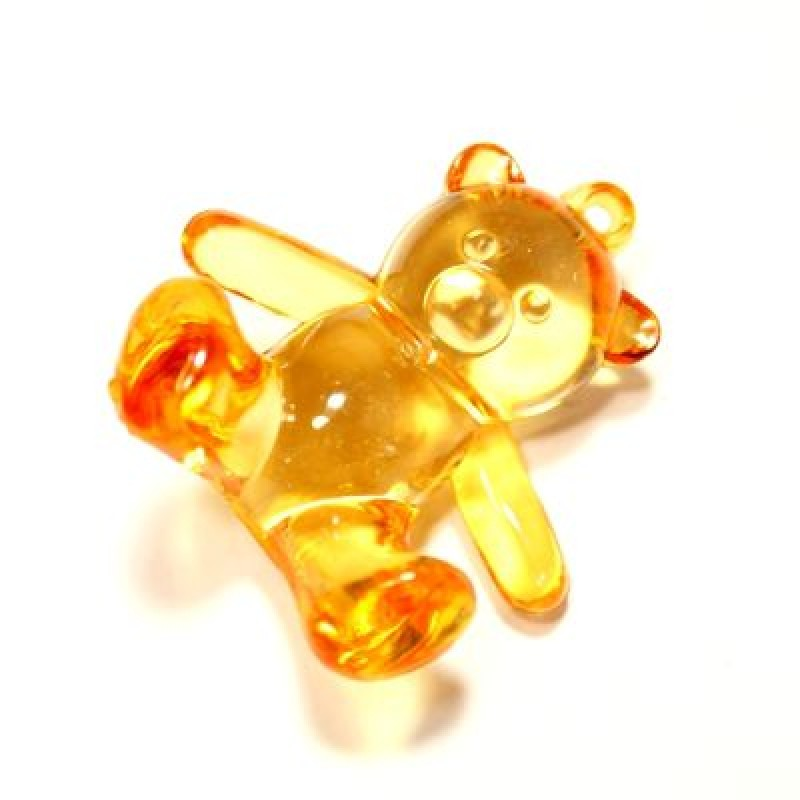 Подвеска Огромный Медведь МИКС #5168