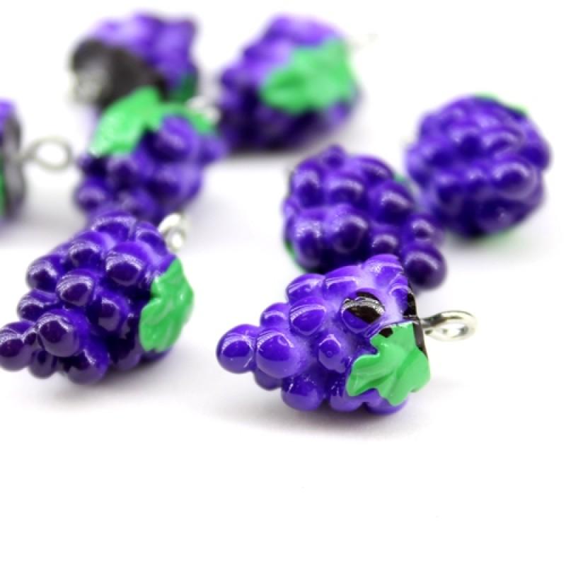 Подвеска виноград#1444