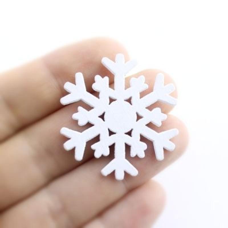 Снежинка D=36мм #5364