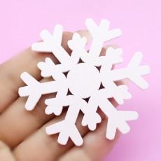 Снежинка D=60мм #5859
