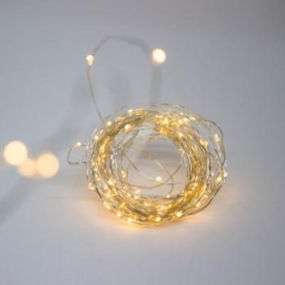 Декоративная светодиодная нить для творческих работ #11070