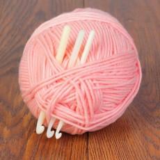 Набор крючков для вязания, d = 7,8,9 мм, 14см, 3шт #10851
