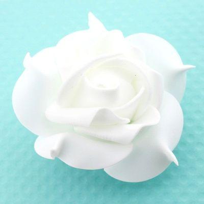 Цветы D=40 Белые  #5516