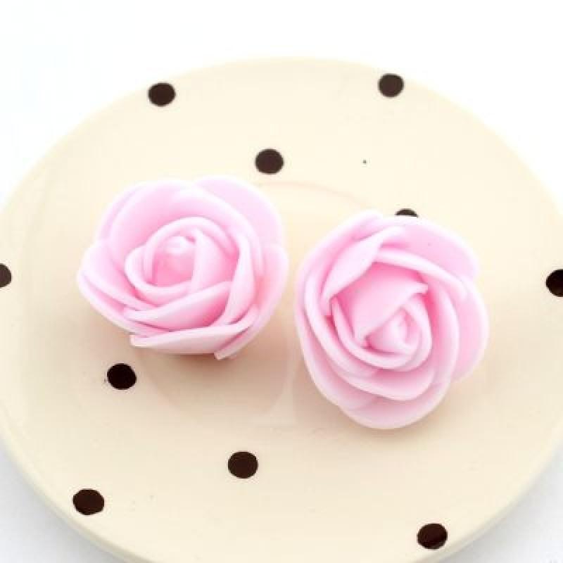 Цветы Розовые #4189