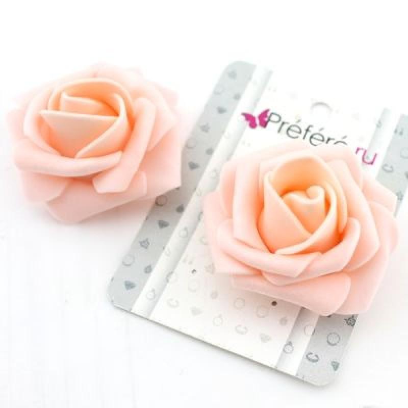 Цветы Нежно-розовые #4694