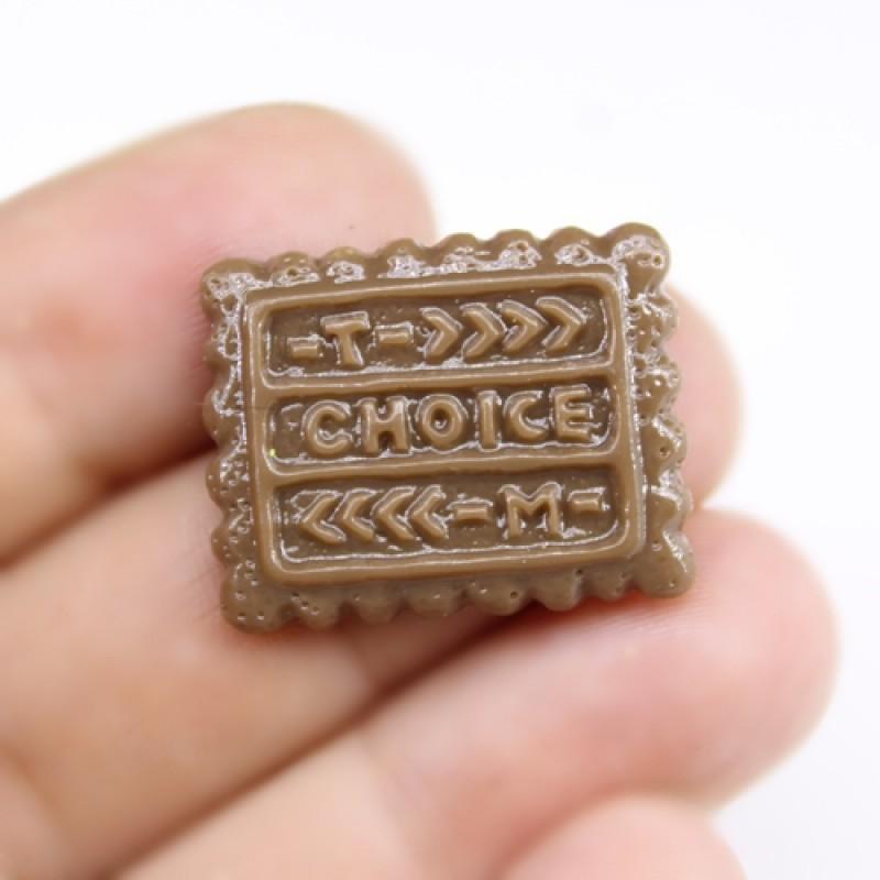 Кабошон Шоколадка #1259