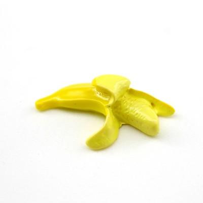 Кабошон вскрытый банан №2 #5355
