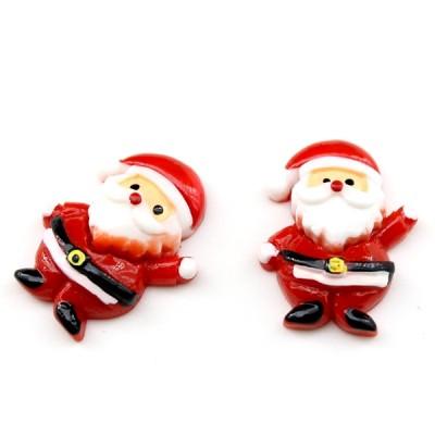 Кабошон Дед Мороз #5410