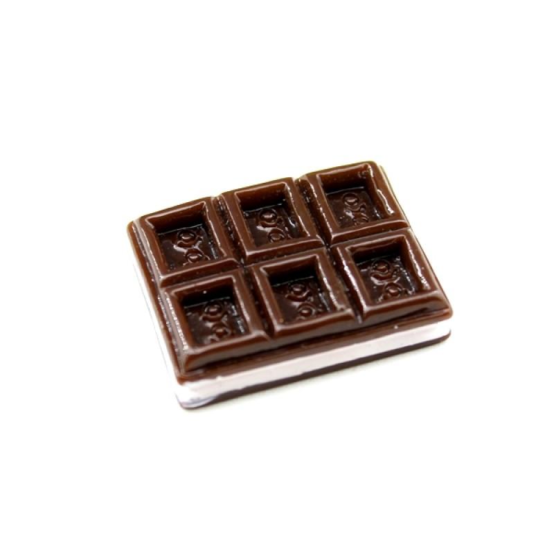 Кабошон Шоколадка #5849