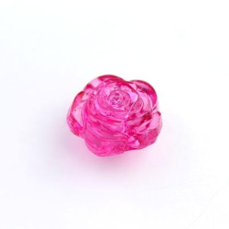 Бусины Розы 16х12, 1шт МИКС #2952