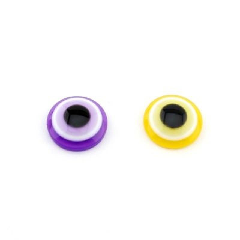 Глаза МИКС D=14 #4129