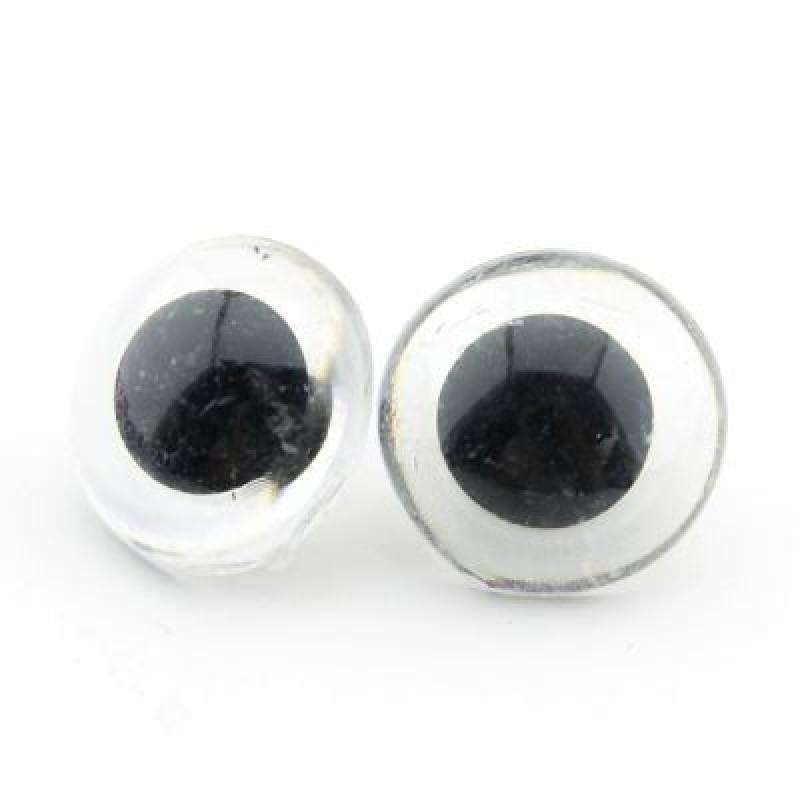 Глаза для кукол 25 мм 2 шт #4750