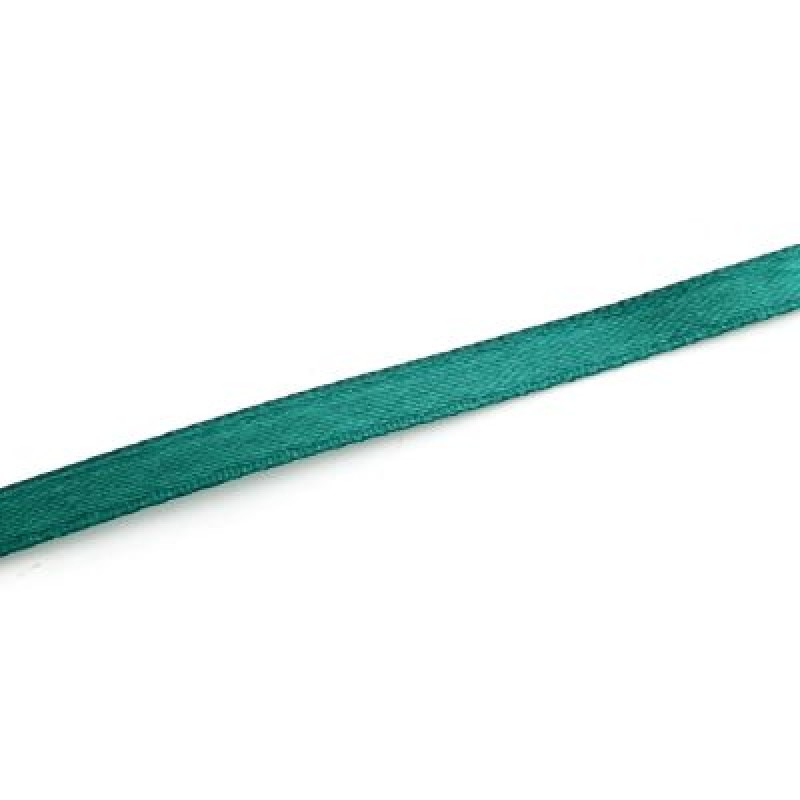 Лента атласная 6мм, 1метр #4822