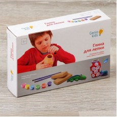 Набор для детского творчества Глина для лепки #10022