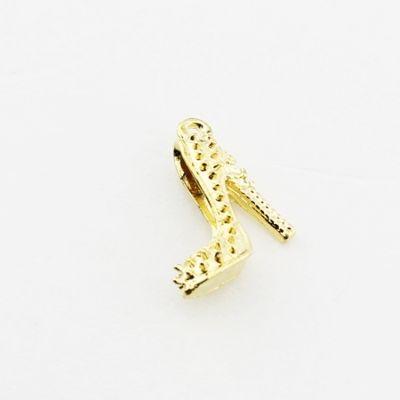 Подвеска Золотая Туфелька #1144