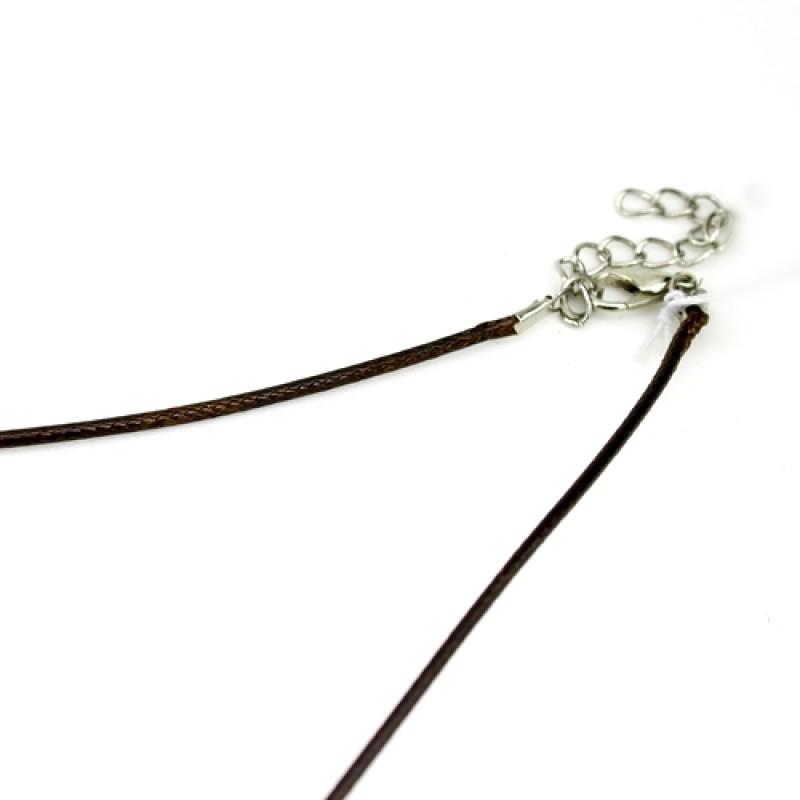Основа-шнурок Кож.зам D=3 мм #2435