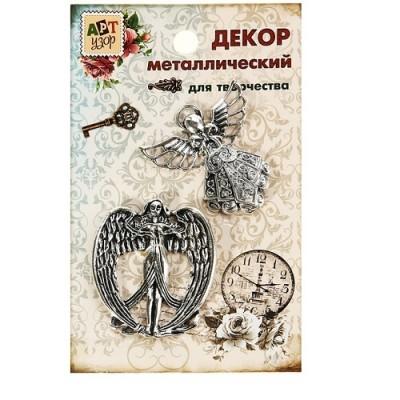 Декор металлический
