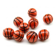 Баскетбольный мяч D=16мм #5461