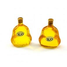 Бутылка коньяка X.O. светлая #5329