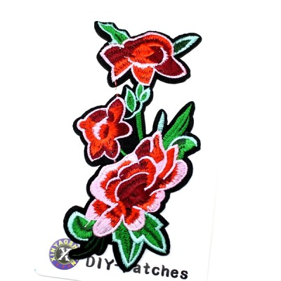 Термоапликация Цветок №1 #11354