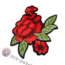 Термоапликация Цветок №5 #11358