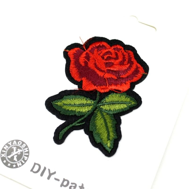 Термоапликация Цветок #11381