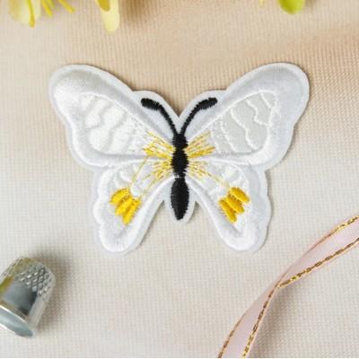 Термоаппликация «Бабочка», 6,7×5 #11502