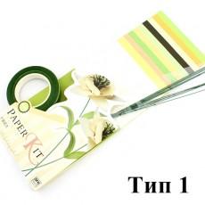 Набор для создания цветов Тип1 #10370