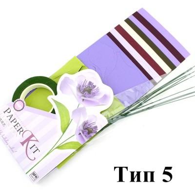 Набор для создания цветов Тип5 #10374