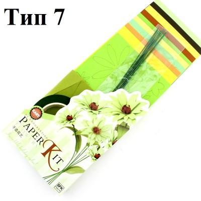 Набор для создания цветов Тип7 #10376
