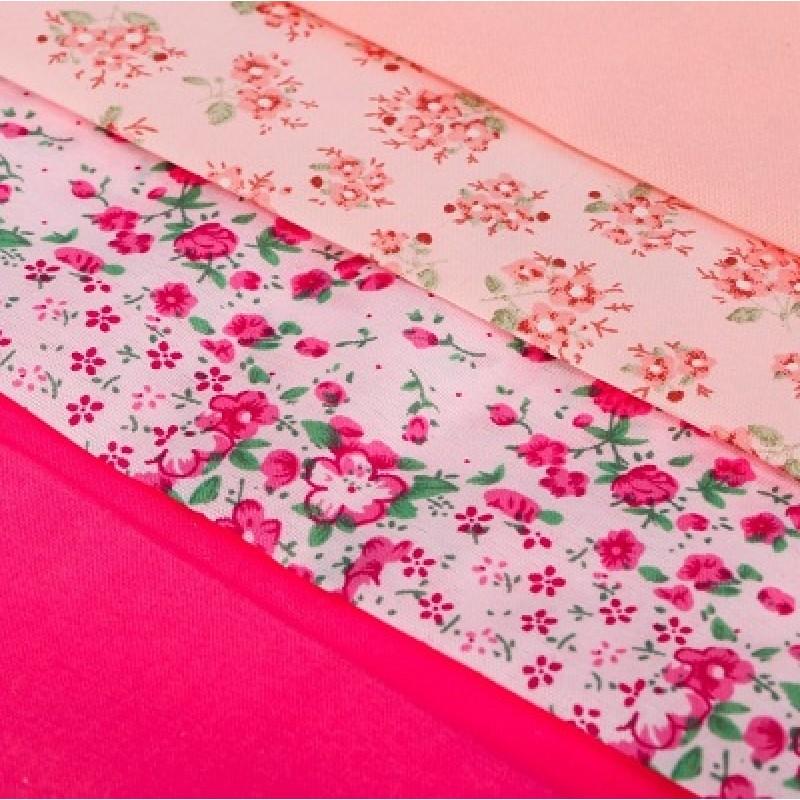 Набор тканей «Нежность», 18х30 см #10441