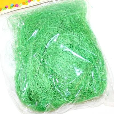 Наполнитель Сизаль 35гр Зелёный #10519