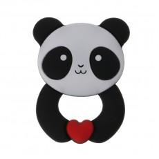 Силиконовый грызунок Панда #10553
