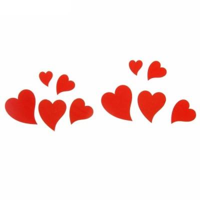 Набор сердечек  #11005